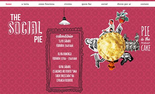 Site The Social Pie