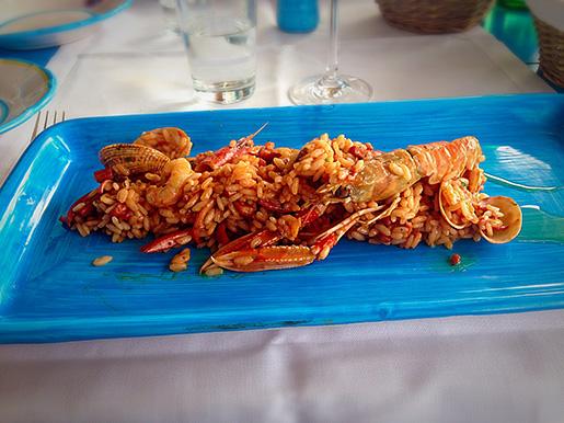 Risotto de frutos do mar - um clássico delicioso!
