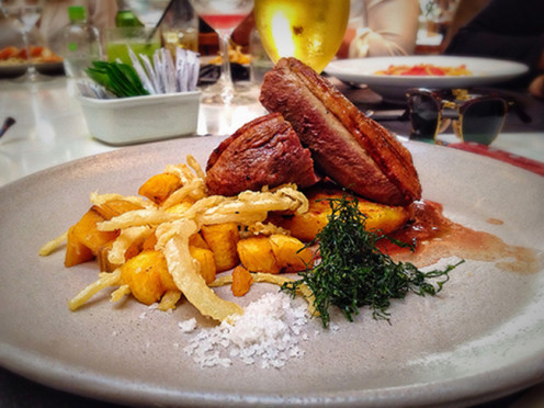 Ambiente do restaurante Bazzar (Fonte: Marina Herriges - Riotur)