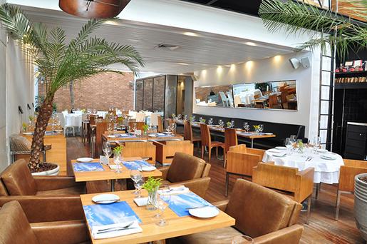 Bazzar rio de janeiro boas de garfo for Planos de restaurantes modernos