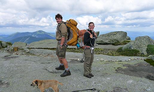 Os fundadores Jen e David (Fonte: Site Good To-Go)