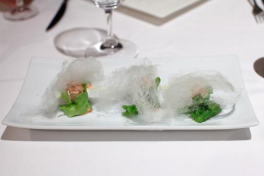 algodão de foie gras do Biko (fonte: A life worth eating)