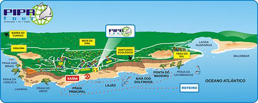 Mapa Pipa
