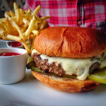 J-Bar Burger