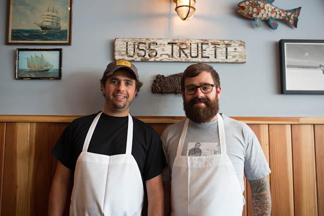 Os chefs Jon Shook e Vinny Dotolo (Fonte: Bon Appétit)