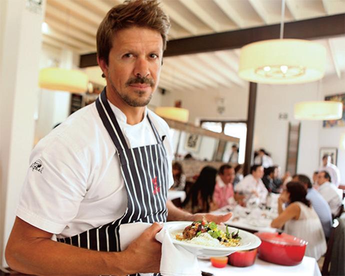 Chef Rafael Osterling (Fonte: El Mercado)