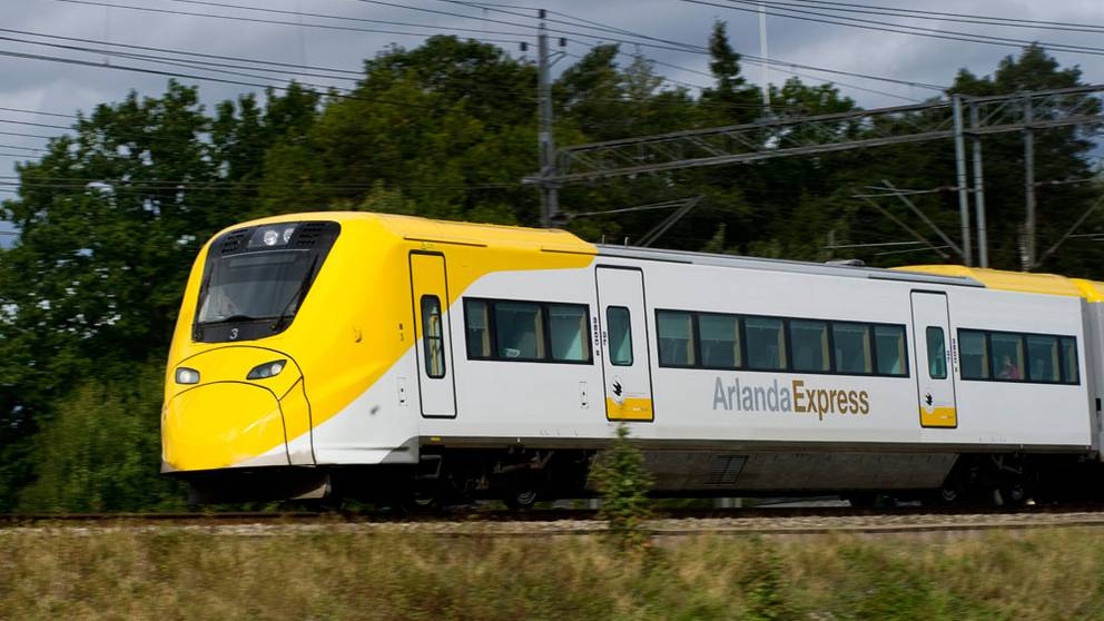 Arlanda Express (Fonte: KTH)