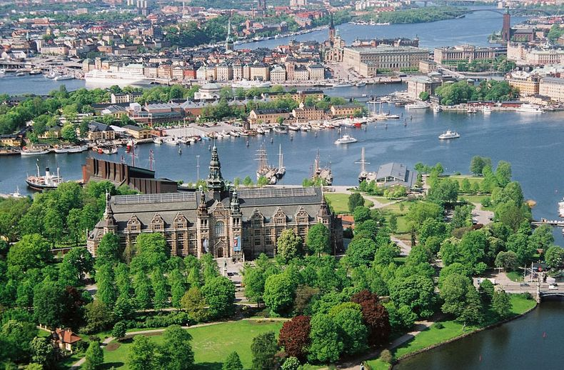 Djurgården (Fonte: Wikipedia)