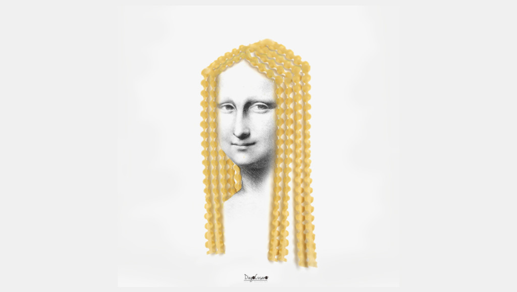 italian-food-become-illustrations-of-diego-cusano-mona-lisa