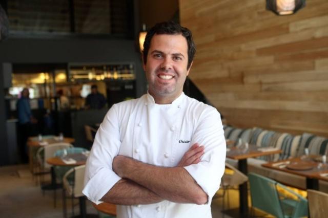 chef catalão Oscar Bosch (fonte: Paladar)