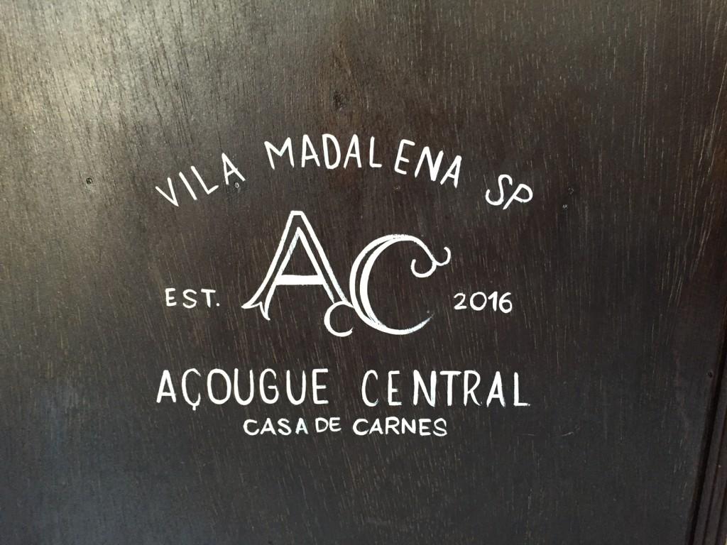 Logotipo do restaurante Acougue Central