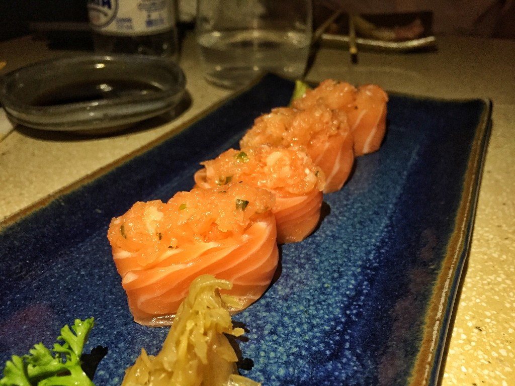 Dyo de salmão