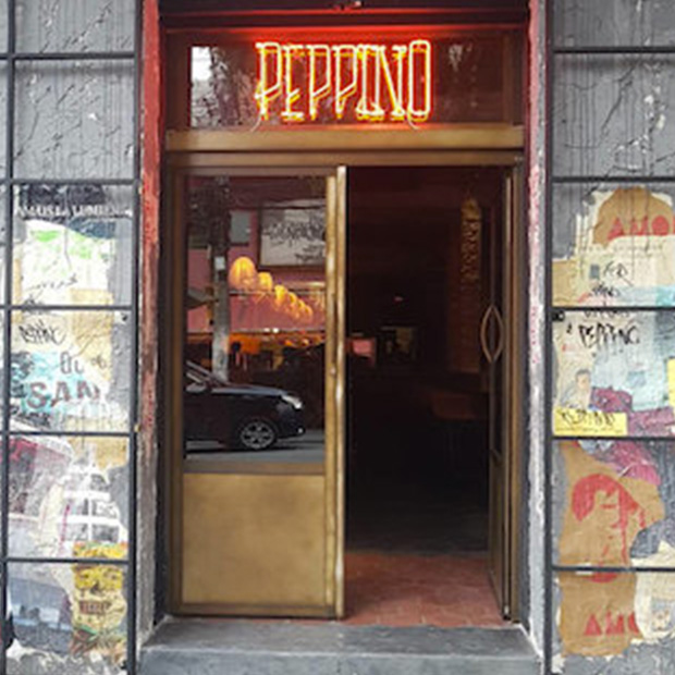 Fachada do Peppino (Foto: Tá na Moda Online)